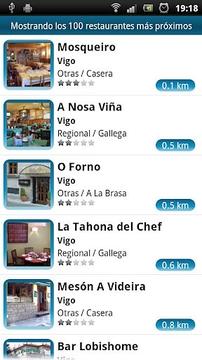 restaurantes加列戈斯