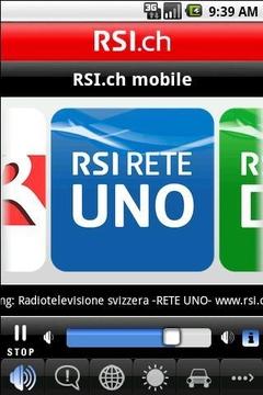 瑞士可移动收音机