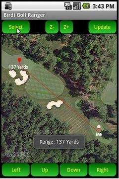 高尔夫测距仪