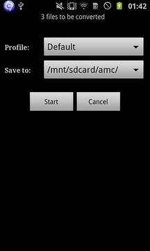 ARMV6 VFP Vidcon Codec