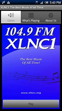 104.9 FM XLNC1