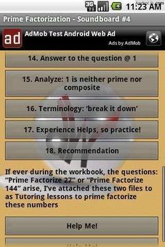 数学辅导课 4