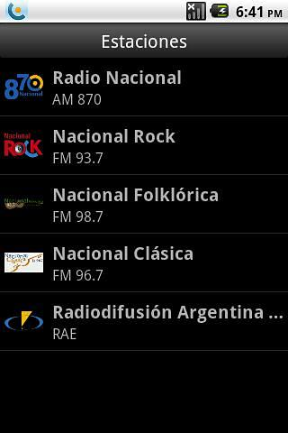 Radio Nacional Argentina