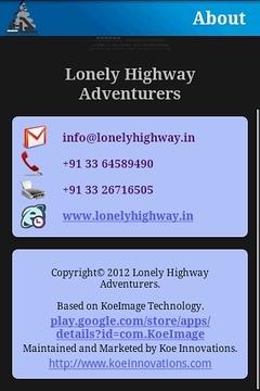 Lonely Highway Adventurers