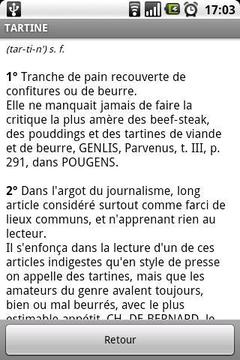 文澈法语词典