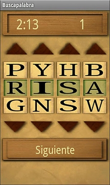 Hidden Word Spanish