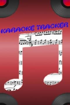 Karaoke Tracker