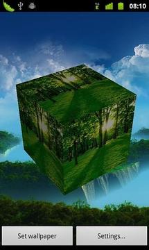 神奇的3D森林