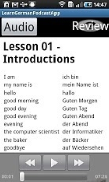 Learn German Podcast (Free)