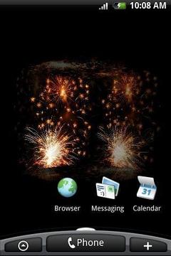 3D Fireworks II