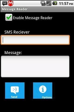 Message Reader