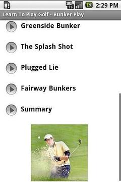 学打高尔夫球 Learn To Play Golf