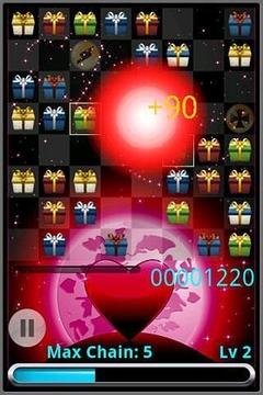 情人节游戏:礼品掠夺者