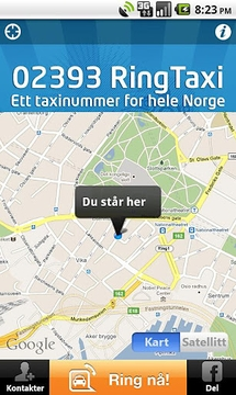 RingTaxi Norge