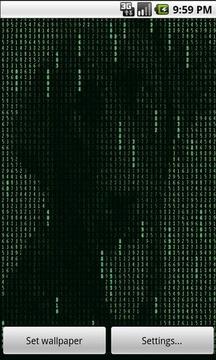 Matrix Stream Wallpaper Free