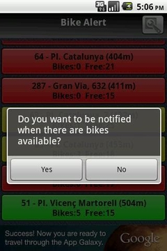 Bike Alert