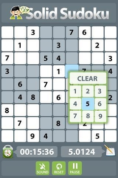 Solid Sudoku