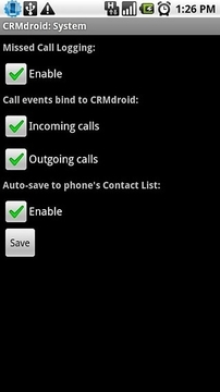 手机CRM