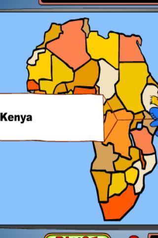 非洲地图截图(2)