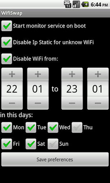 WifiSwap