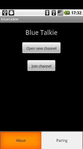 Blue Talkie
