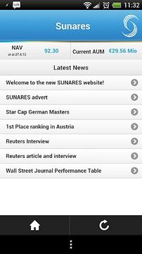 Sunares Updates