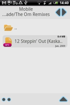Mobile SFTP Trial
