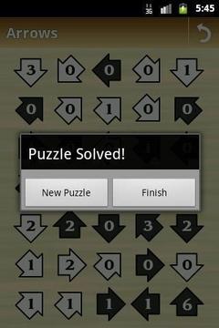 Arrow Puzzles