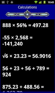 Calcula