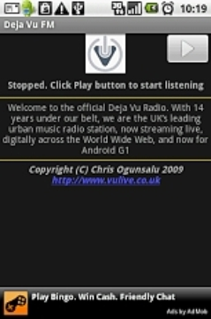电台直播 - VuLive.co.uk