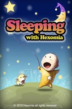 sleeping with hexomia