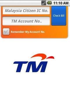 Malaysia TM Bills