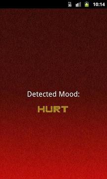 面对情绪扫描仪