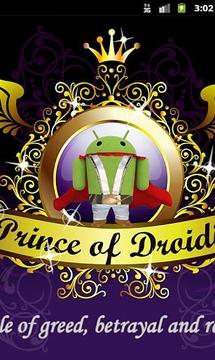 PrinceOfDroidia Live Wallpaper