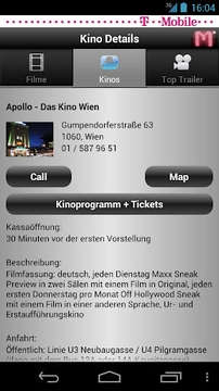 M* Kinoprogramm