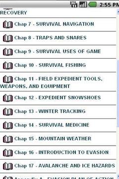 USMC Winter Survival Handbook
