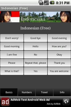 Indonesian (Free)