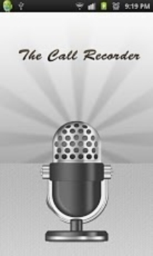 The Call Recorder