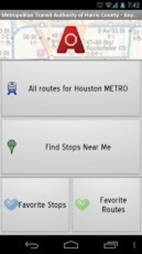 Houston METRO: AnyStop