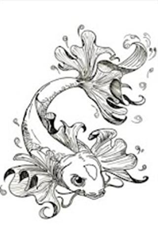 纹身图案和花纹