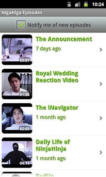 HigaTV Episodes