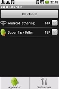Super Task Killer