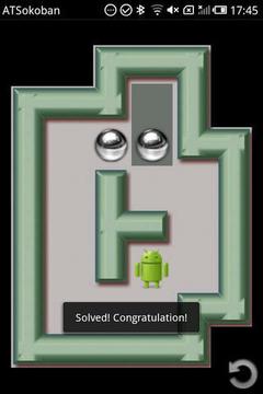 Android小人儿推球