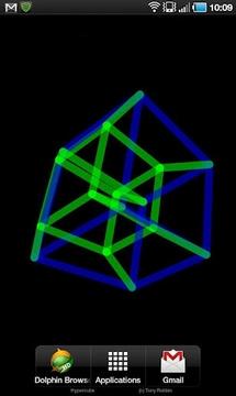 4D超立方体LWP