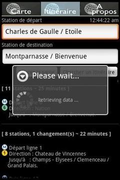 Métro 2 Paris