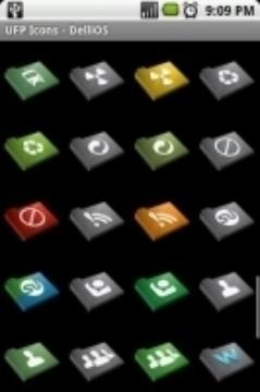 UFP Icons - DelliOS