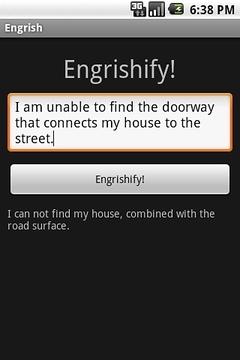 错误的英语语法