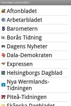 Svenska Ledarsidor