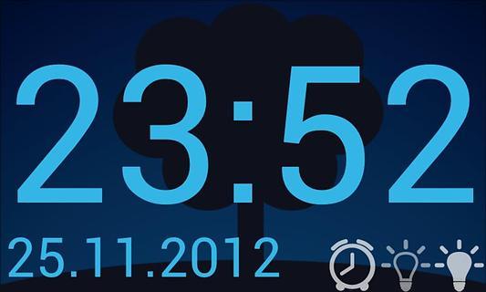 数字时钟截图(8)