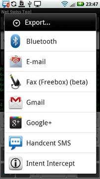 Net Tools (AdS)